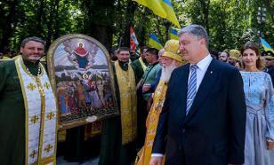 Порошенко присвоил звание Героя Украины главе бывшей УПЦ