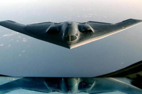 Пентагон урезал траты на модернизацию самого дорогого бомбардировщика
