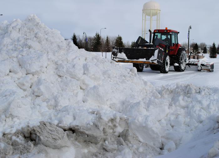Жители Владивостока страховщикам: за снегопад- ответите