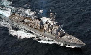 США объяснили, зачем эсминец Ross зашел в Черное море
