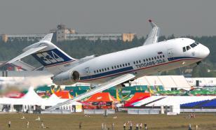 В Совфеде предложили заменить SuperJet-100 на Ту-334