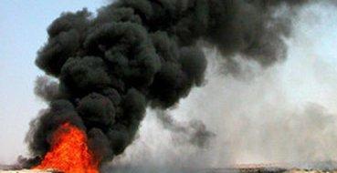 Взорвавшийся нефтепровод в Китае убил 47 человек