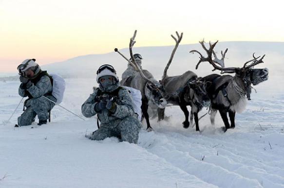 Пентагон: Россия может в одностороннем порядке изменить границы в Арктике