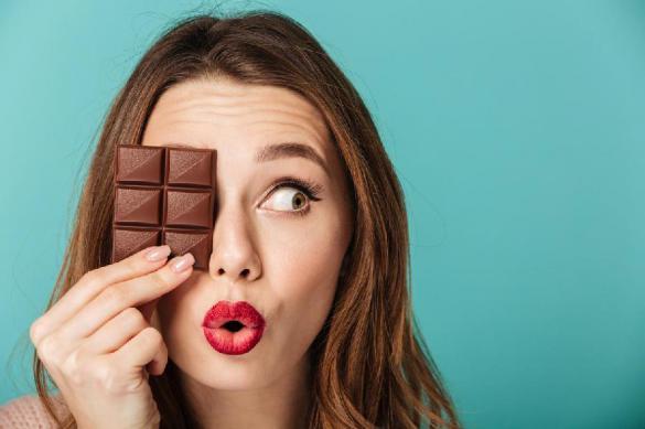 Шоколад может быть полезен для зрения