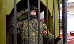 Солдат в карауле покончил с собой в Иркутске