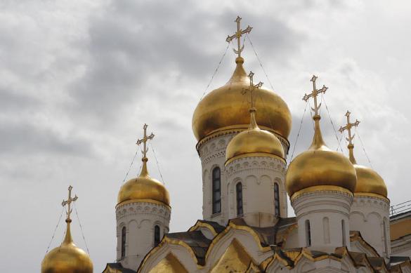 """РПЦ: """"богослужения в храмах будут продолжаться"""""""