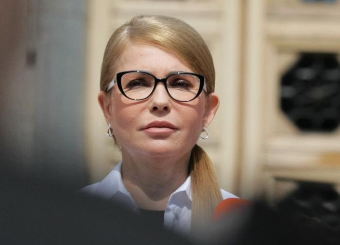 """Тимошенко предложила выставить счёт за борьбу с COVID-19 """"Нафтогазу"""""""