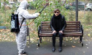 """Лёву из """"Би-2"""" осудили за намерение выйти на сцену с COVID-19"""
