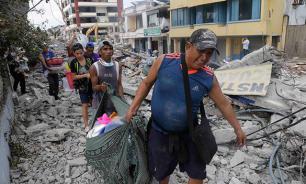 В Эквадоре зафиксировано новое землетрясение в 6 баллов