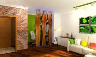 Как выбрать модный интерьер для городской квартиры