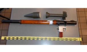 Пассажир с гранатометом пришел в аэропорт США