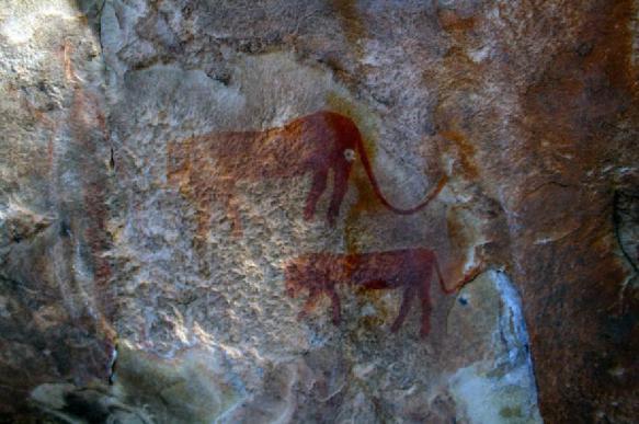 В Индонезии нашли наскальные рисунки, сделанные 44 тыс. лет назад