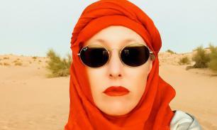 Ксения Собчак облачилась в хиджаб