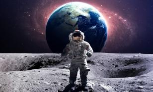 Рогозин: Россия не допустит приватизации Луны