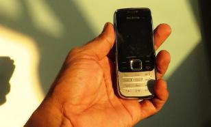 В Санкт Петербурге задержали партию из 40 тыс. сотовых телефонов Nokia.