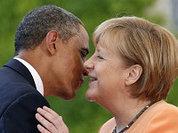 Меркель идет против своих спонсоров