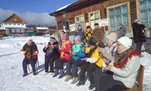 В сибирском селе назревает бунт единороссов