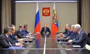 В Совбезе России обсудили ситуацию в Идлибе