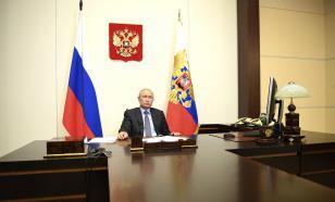 Путин: ограничительные меры сохранили жизни тысячам россиян