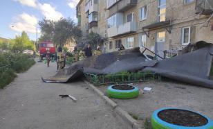 Три человека погибли при урагане в Свердловской области