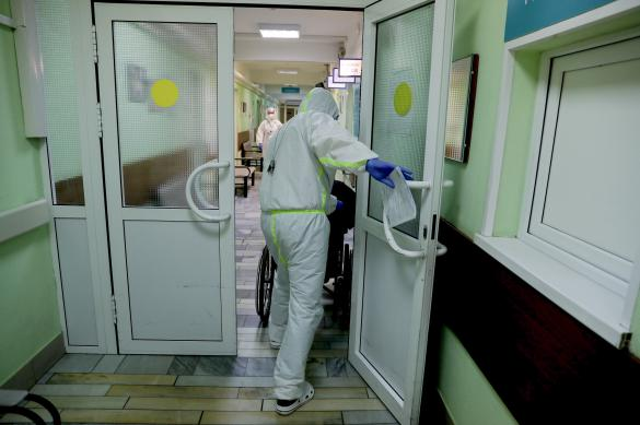 В Москве за сутки от коронавируса скончались 50 человек