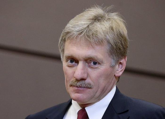 Песков назвал разговоры об отделении Донбасса эвентуальными рассуждениями