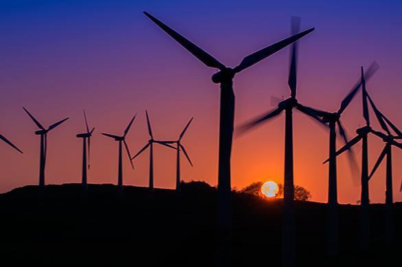 Исследование: Паранойю и чувство тревоги формируют ветровые турбины
