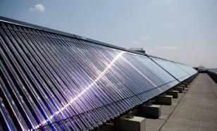 Саудиты запустят крупнейший в мире проект получения солнечной энергии