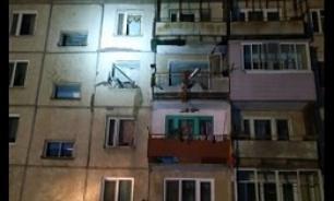 Женщина погибла в результате взрыва в жилом доме