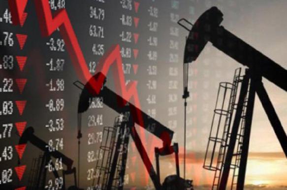 Отрицательные цены на нефть зафиксированы в США