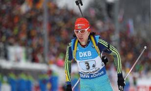 Украинка Пидгрушная обвинила шведку в нечестной борьбе на биатлонном ЧМ