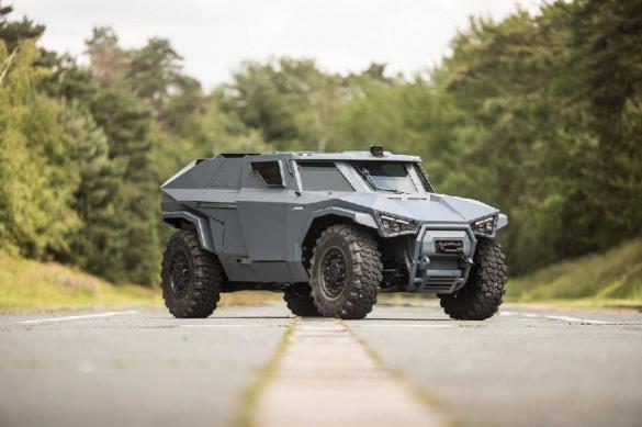 """Проект """"Скорпион"""": бронемобили нового поколения?"""