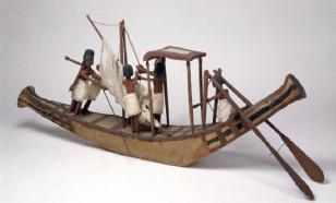 Археологи обнаружили древний корабль, описанный Геродотом