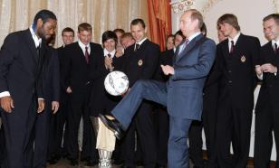 Вагнер Лав вспомнил, как играл в футбол с Путиным