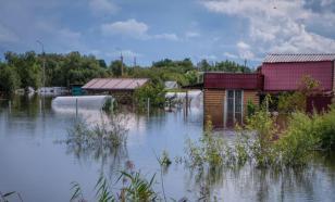 В Хабаровском крае затопило 33 посёлка