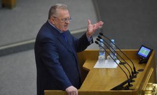 Плюс один: Жириновский расширил список кандидатов в президенты