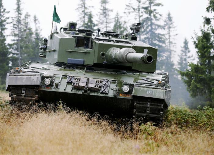 Турция будет самостоятельно модернизировать немецкие танки