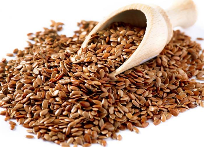 Польза семян льна и льняного масла
