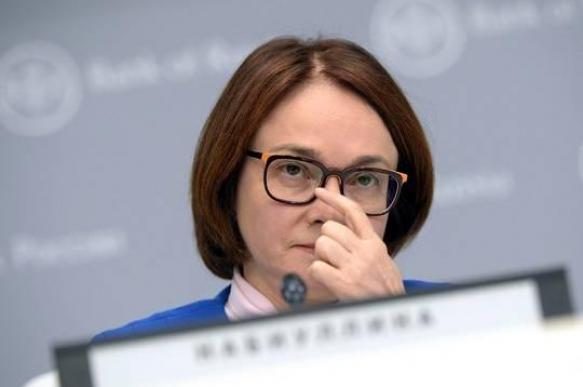 Глава ЦБ сравнила слова об улучшении инвестклимата с криком отчаяния