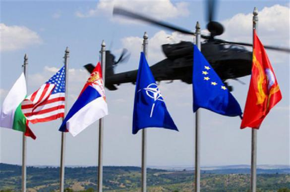 Психические атаки НАТО на Россию доведут его до дурдома
