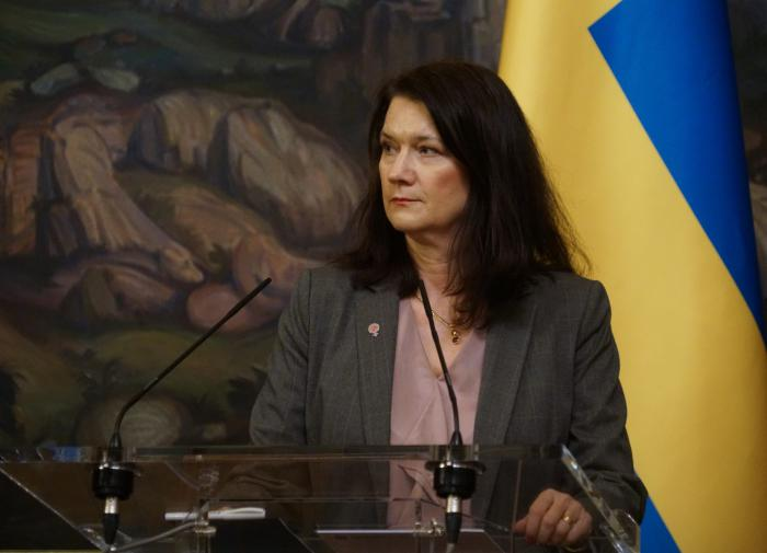 """Швеция поддержит санкции по """"делу Навального"""""""