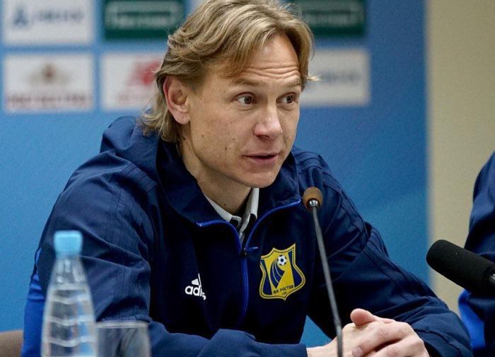 В РФС назвали имя нового главного тренера сборной России по футболу