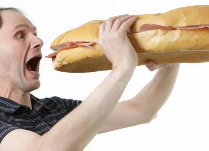 Основные причины появления постоянного чувства голода