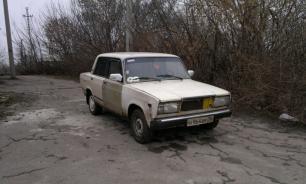 """""""Автостат"""": самым распространенным авто в России является """"семерка"""""""