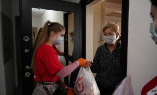 Больше 370 тысяч москвичей запросили социальные услуги на дом