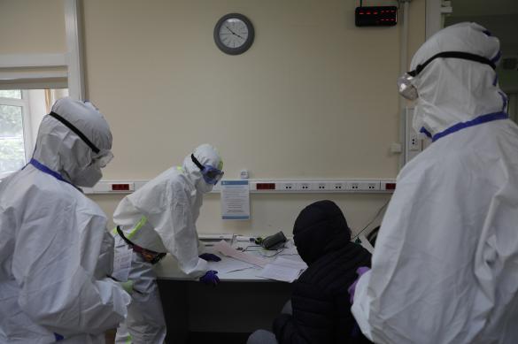 Свыше 8,7 тысяч россиян заболели коронавирусом за сутки