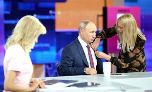Путин объяснил, почему Украины нет в списке недружественных стран