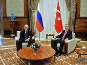 """Путин и Эрдоган обсудили """"Турецкий поток"""" и другие вопросы"""