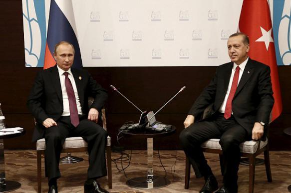 Разговор Путина и Эрдогана: О чем договорились лидеры двух стран