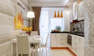 Красивая кухня: шесть цветовых решений для ее оформления
